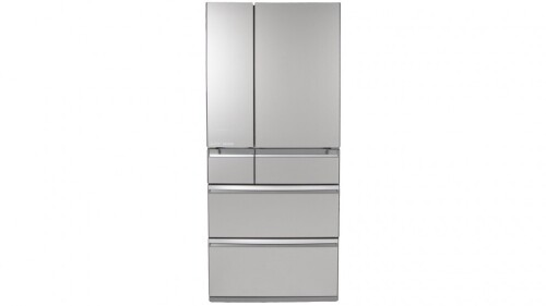 Mitsubishi 743L Multi Drawer Fridge - Argent Silver MRWX743CSA