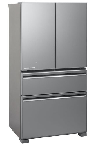Mitsubishi Electric 630L LX Series 4 French Door Fridge MR-LX630EM-GSL-A