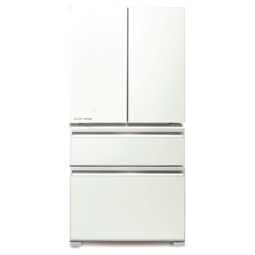 Mitsubishi Electric 630L LX Series 4 French Door Fridge MR-LX630EM-GWH-A