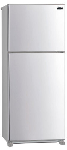 Mitsubishi Electric 389L Top Mount Fridge MRFX389EPSTA