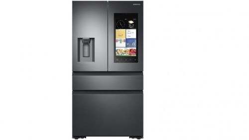 Samsung Family Hub 634L Flat Door French Door Fridge SRF630BFH2