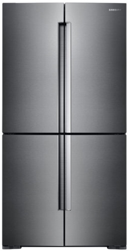 Samsung 714L French Door Fridge SRF714NCDBLS