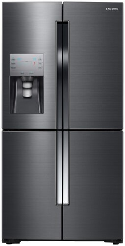 Samsung 719L French Door Fridge SRF717CDBLS