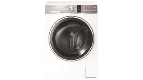 Fisher & Paykel 10kg WashSmart Front Load Washing Machine WH1060P1 (White)