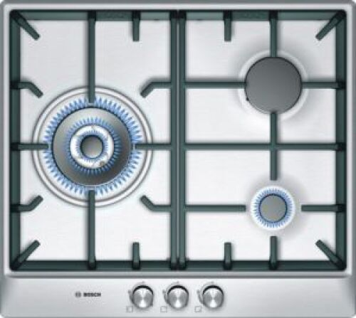 Bosch Serie 6 600mm Gas Cooktop MEDIUM Burner PCC615B90A