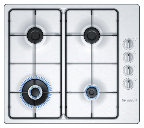 Bosch PBH615B80A 60cm Serie 2 Natural Gas Cooktop