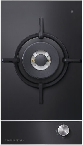 Fisher & Paykel CG301DNGGB1 30cm Natural Gas Cooktop
