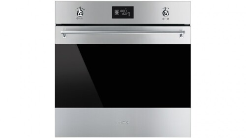 Smeg 600mm 16-Function Pyrolytic Oven with Additional Baking DishSFPA6390X2PACK1