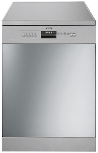 Smeg Stainless Steel 60cm Freestanding Dishwasher DWA6314X2