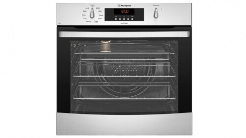 Westinghouse 60cmMultifunction Pyrolytic Oven WVEP615S (Stainless Steel)