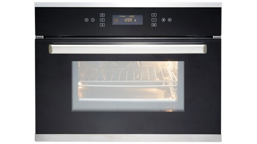 Euromaid Compact Steam Oven - Stainless Steel SCG36