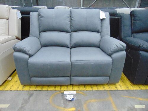 GAUCHO Fabric 2 SEATER recliner Lounge - MTO