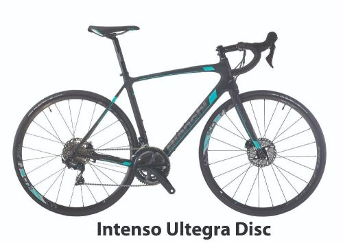 Bianchi Bike- Model YNB6DT501Z - Intenso Disc Ultegra CP 1z, 50cm