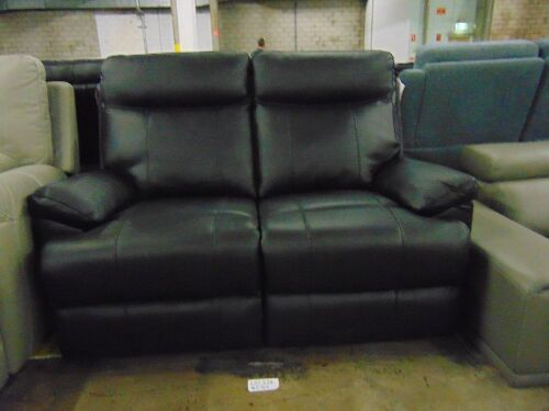 DUSTY Leather Two Seater ERER / LEA * BLACK SP