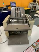 Superfax PF-110 Paper Folding Machine - Unreserved - 2