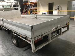 2014 Mitsubishi Fuso Canter 7/800 Duonic Tray Truck, 4200 x 2000mm Tray - 3