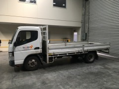 2014 Mitsubishi Fuso Canter 7/800 Duonic Tray Truck, 4200 x 2000mm Tray - 4