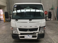 2014 Mitsubishi Fuso Canter 7/800 Duonic Tray Truck, 4200 x 2000mm Tray - 5