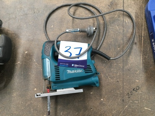 Makita 65mm Jig Saw, 240 volt