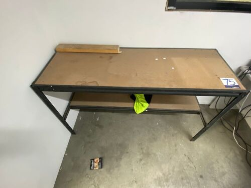 Adjustable Bench, 1600mm, 2 Tier