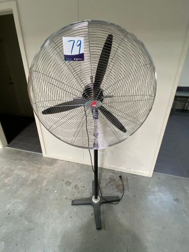 TWM Industrial Pedestal Fan