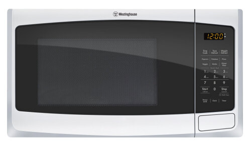 Westinghouse 23L Microwave Oven, Model: WMF2302WA