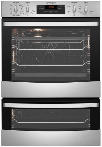 Westinghouse Duo Oven, Model: WVE626S
