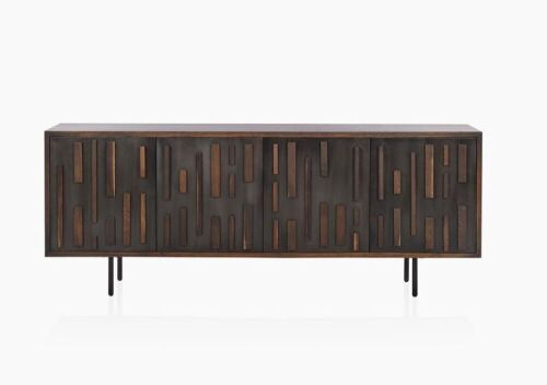 1 x Coco Republic Decorative Timber Sideboard