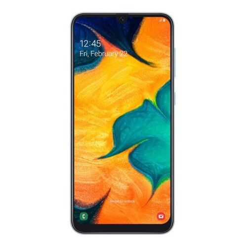 Samsung Galaxy A30 32GB - Black