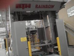 AUTOMATIC FORM, FILL, SEAL, BAGGING & PALLETISING MACHINE UP TO 25KG BAGS. BUILT: 2008. Manufactured by BTH (Now called Premiere Tech Chronos) - 13