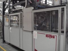 AUTOMATIC FORM, FILL, SEAL, BAGGING & PALLETISING MACHINE UP TO 25KG BAGS. BUILT: 2008. Manufactured by BTH (Now called Premiere Tech Chronos) - 22