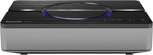 Panasonic SC-NP10 Compact Desktop Wireless Speaker System with Subwoofer