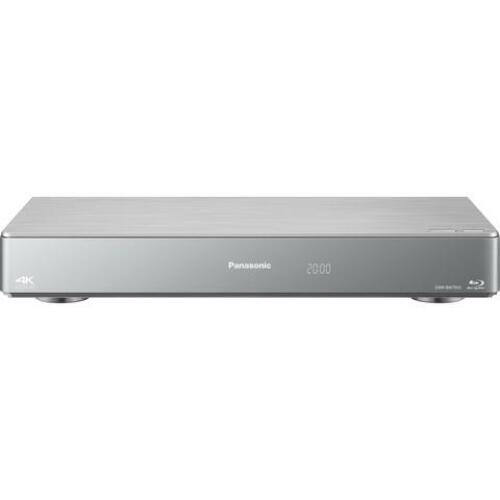 Panasonic Blu-ray Recorder with 2TB Triple Tuner PVR & 4K Upscaling