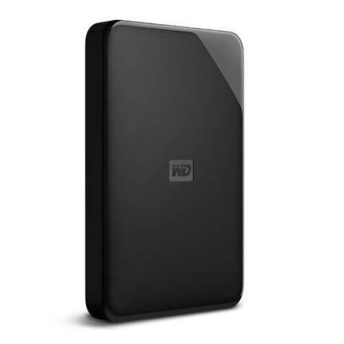 WD Elements SE 1TB USB 3.0 Portable External Hard Drive WDBEPK0010BBK-WESN