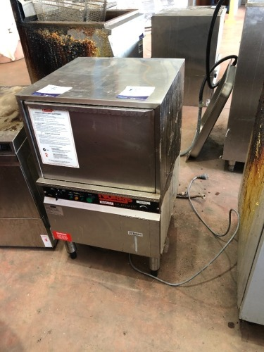 Norris Glass Washer, Model: E17