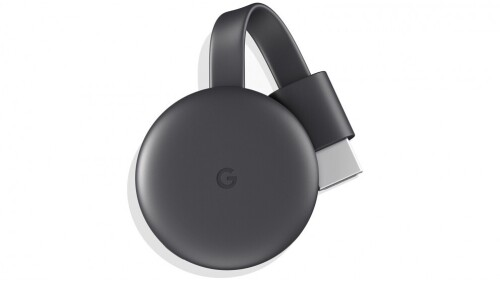 Google Chromecast - Charcoal Grey - GA00439-AU