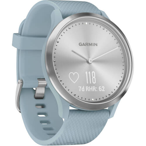 Garmin vivomove HR Sea Foam Blue (010-01850-18)