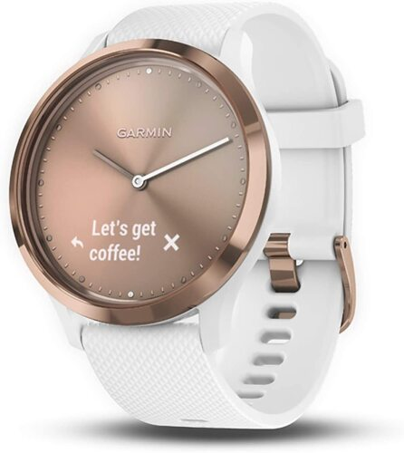 Garmin vivomove HR Sport Rose Gold (010-01850-12)