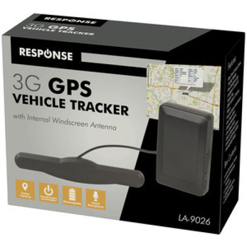 Response 3G GPS Vehicle Tracker - LA9026