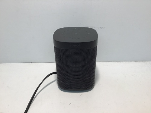 Sonos One A100 S13 Voice Controlled Wireless Smart Speaker