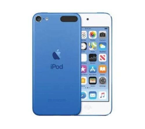 Apple iPod Touch 62GB Blue - A1421
