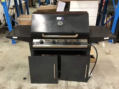 Beefeater Discovery 1000E 4 Burner Barbeque