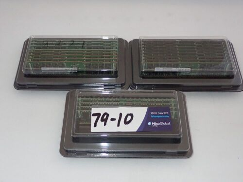 Quantity of 20 x 32gb Ram