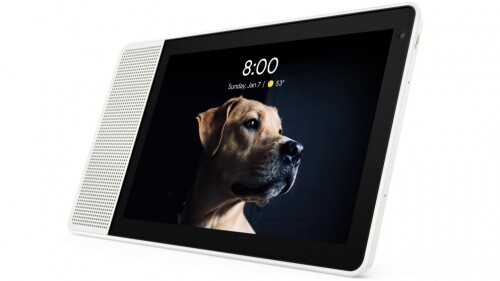Lenovo Smart Display 10-inch Smart Home System - Bamboo