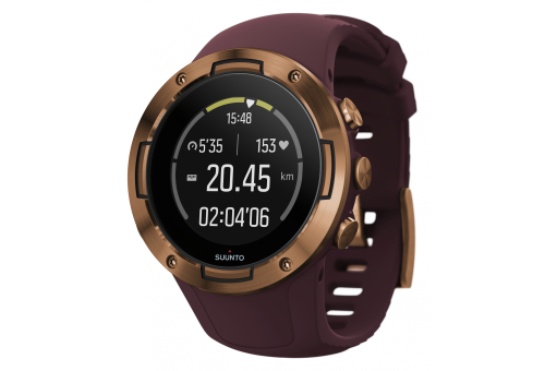 SUUNTO 5 Burgundy Copper GPS Sports Watch