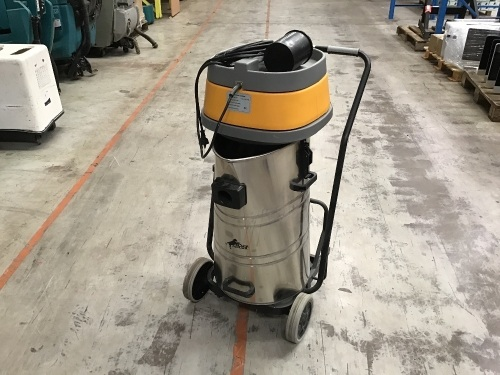 3000W, 80L steel Tank Wet and Dry Vacuum Cleaner - AS80-3W