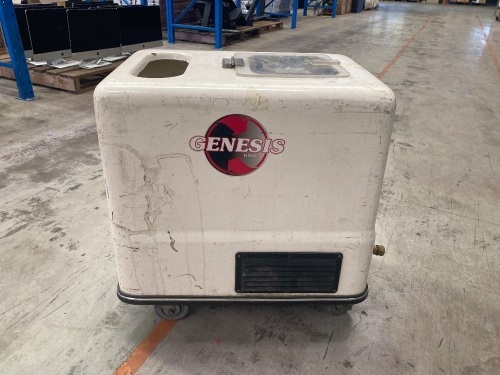 Genesis Boxer Commercial Extraction Unit