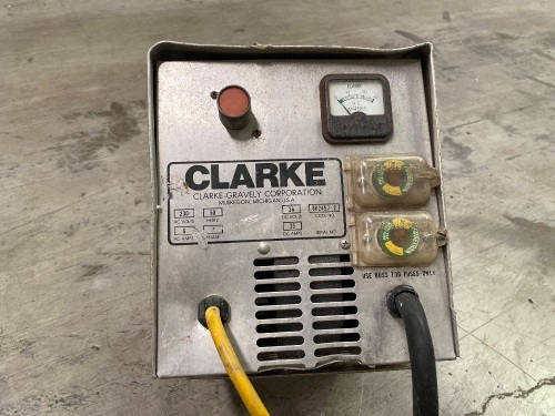 Clarke-Gravely 36 Volt Battery Charger