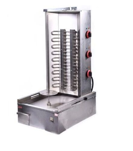 Commercial Stainless Steel Kebab Machine - 160902-31