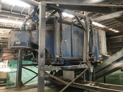 *Offers invited by COB Tuesday 28th July 2020* - Complete Glass Recycling and Colour Sorting Plant - List of Assets - 24